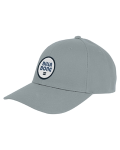 Gorra Billabong Walled Snapback Celeste
