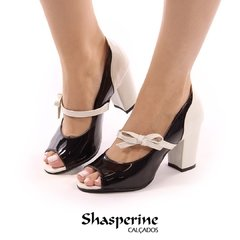 RETRO (PEEP-TOE) CONFORT, COD 904