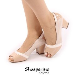 RETRO (PEEP-TOE) CONFORT, COD 405