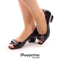 RETRO (PEEP-TOE) CONFORT, COD 421