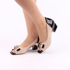 RETRO (PEEP-TOE) CONFORT, COD 486