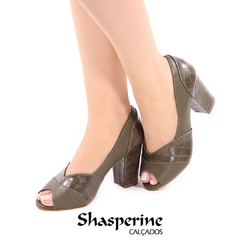 RETRO (PEEP-TOE) CONFORT, COD 906