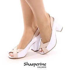 RETRO (PEEP-TOE) CONFORT, COD 908