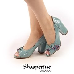 RETRO (PEEP-TOE) CONFORT, COD 909
