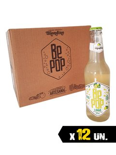 CAIXA BE POP 2 LIMÕES 355ml (12 UN.)