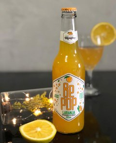 Be Pop Laranja 355ml - comprar online