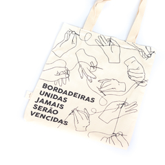 Ecobag Bordadeiras Unidas - Monsterbox