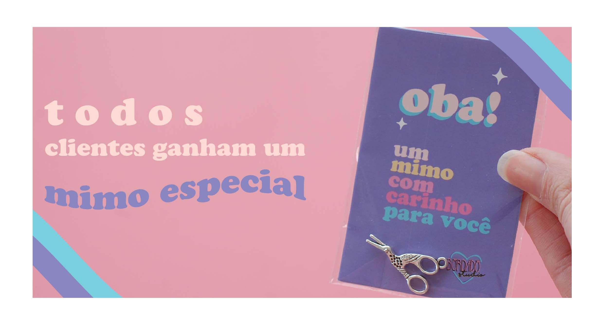 Banner Bordado Studio