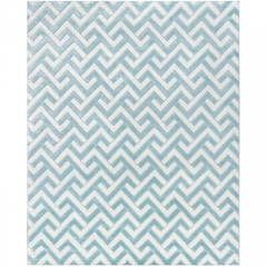 TAPETE BUCHARA PLATINUM 339A BLUE - 1,50X2,00M