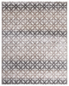 Tapete Palace 7173 Grey 1,10x0,67 - Via Star - comprar online