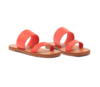 SLIDE TIRAS BRIGHT SNAKE FLAME ORANGE - comprar online