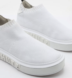 SNEAKER IT SCHUTZ BOLD KNIT WHITE na internet