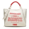 SHOPPING BAG RED 1995 - comprar online