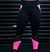 LEGGING OUTSIDE BLACK/PINK - DIMATOS - comprar online