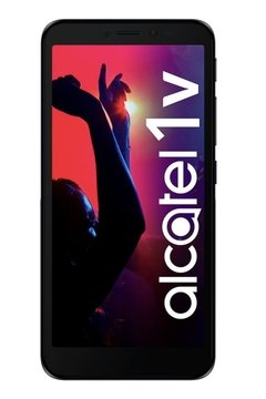 Celular Libre Alcatel 1V Black 16GB