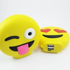 Power Bank Cargador Portatil ONLY EMOJIS 6000 MAH - comprar online