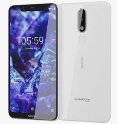 Nokia 5.1 Plus 32GB (Android One) - comprar online