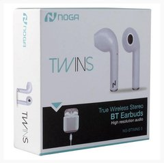 Auricular Noganet Twins 5 Bluetooth en internet