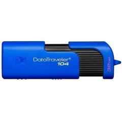 Pendrive Kingston  32gb Datatraveler Dt104 - comprar online