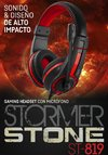 Auricular Noganet St-819 Gamer Pc Hd Stereo en internet