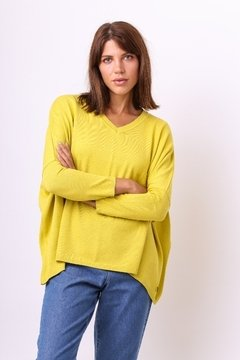 SWEATER BIGGER CINDI - Compass Jeans