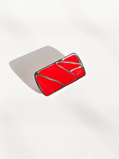 Rectangle Brooch on internet