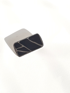 Rectangle Brooch - online store