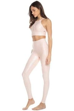 Legging Brilho Regeneration Rose Live