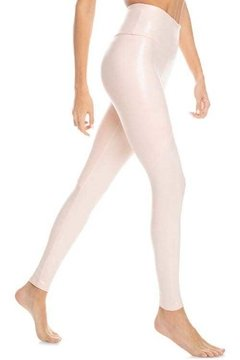 Legging Brilho Regeneration Rose Live - Fitlet