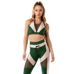 Top Botanical Jacquard Let's Gym Verde na internet