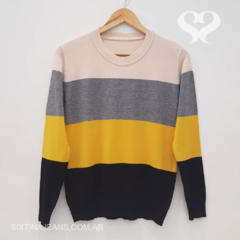 Sweaters Bremer 4 Franjas