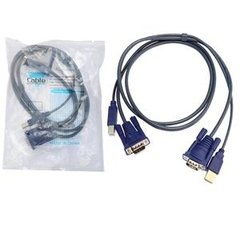 CABOS USB PARA SWITCH KVM 1.5M