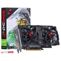 PLACA DE VIDEO GEFORCE NVIDIA GTX 550 TI 1GB GDDR5 192 BITS DUAL-FAN - N55TX1GD5192DF