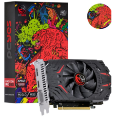 PLACA DE VIDEO AMD RADEON RX 550 4GB GDDR5 128 BITS GRAFFITI SERIES
