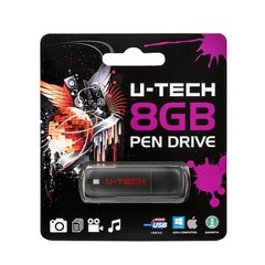 PEN DRIVE UTECH 8GB PD102