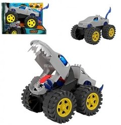 Carro Monster Truck na internet