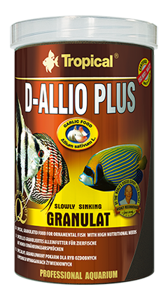 Alimento Tropical Dallio Plus Granular