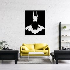 WALL ART MADERA - BATMAN