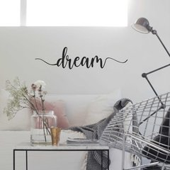 WALL ART MADERA - DREAM