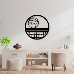 WALLART MADERA - VOLLEYBALL