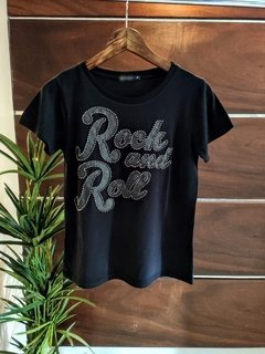 T-Shirt Rock and Roll - loja online