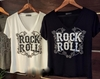 T-Shirt Rock & Roll