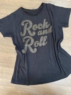 T-Shirt Rock and Roll - comprar online