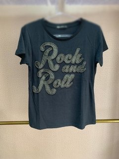 T-Shirt Rock and Roll na internet