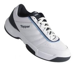 Topper Zapatillas 35 Al 44 - Tie Break Iii 29701/0 Yandi en internet