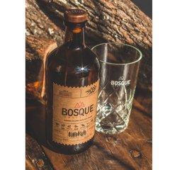 Botella Bosque + Vaso