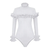 body tricot MARTINA - OFF WHITE