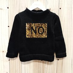 Tricot grosso Yes/No - comprar online