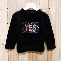 Tricot grosso Yes/No