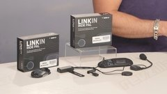 Intercomunicador Senna Ls2 Linkin Ride Pal 2 Yuhmak en internet